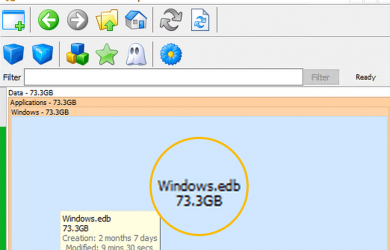 历时 6 个月,可能用出了 Windows 10 史上最大的 Windows.edb 文件 66