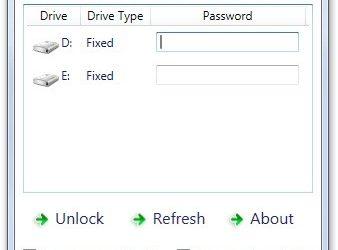 BLDU - BitLocker 驱动加密解锁软件 15