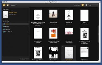 Adobe Digital Editions - PDF 阅读管理 28