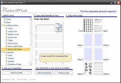 PocketMod - 制作个人事务管理手册 29