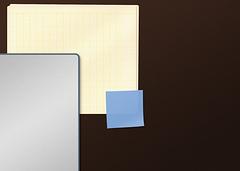 利用桌面墙纸来整理桌面文件 12