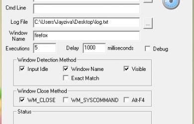 AppTimer - 测试程序启动时间 2