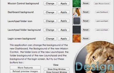 Lion Designer - 狮子系统美化 [Mac] 5