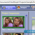 FotoMorph - 照片变形动画工具 1