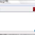 DiffMerge - 比较三个文件间的不同 5