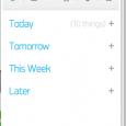 Any.DO 任务列表程序登陆 Chrome & iOS 6