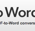 PDF to Word Converter - 在线将 PDF 转换为 Word 格式 3
