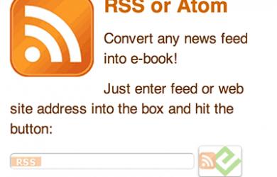 NEWSTOEBOOK - 将 feedly 转换为电子书 epub 格式 3