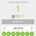 Streaks - 记录你的日常习惯,并显示持续天数[Android] 4
