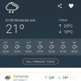 Weather 14 days - 未来 14 天预报天气[iOS/Android/WP] 4