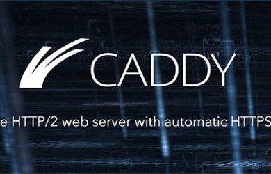 Caddy - 最简单的支持 HTTP/2 的网页服务器[Win/Mac/Linux] 14