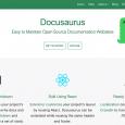 Docusaurus - 5 分钟为开源项目创建一个静态网站,文档、API 一应俱全 5