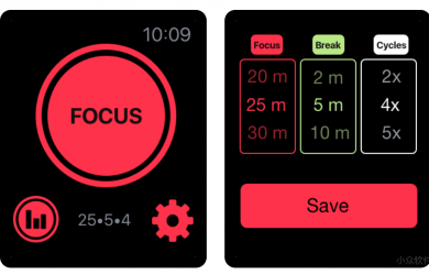 SILO Focus and Study Timer - Apple Watch 上的番茄时钟 55