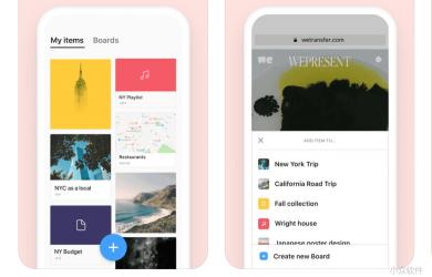 Collect by WeTransfer - 保存一切可分享的内容到一个应用中 [iOS/Android] 49