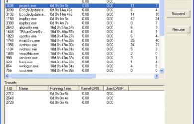 TopShow - 线程 CPU 使用率监视工具 13