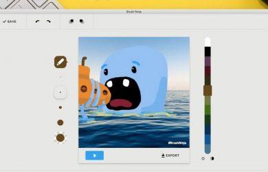 Brush Ninja - 简单易用,免费的动画制作工具 [Web/macOS] 28