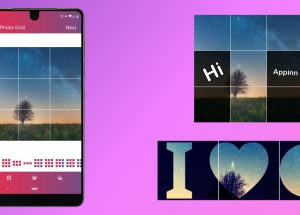 Photo Grids - 为 Instagram/朋友圈 无缝剪裁 9 宫格全景照片[Android] 20
