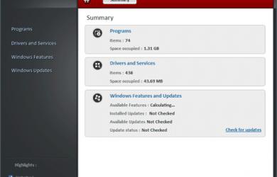 科摩多软件管家 - 监控安装,并完全卸载程序 1