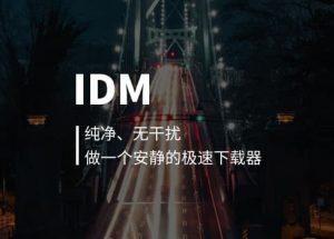 最受全球用户欢迎的下载工具 IDM 6 折了[Windows] 10