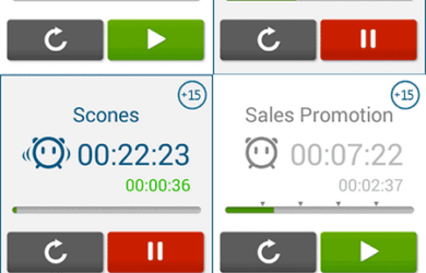 Multi Timer StopWatch - 多功能计时器[Android] 55