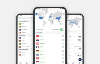 Travlr - 你去过哪些国家?飞过哪?还要去哪里?旅行记录[iPhone/iPad] 15