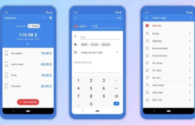 Expenses - 超级极简的开源记账应用[Android] 10