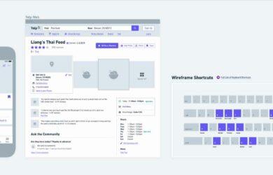 Whimsical Wireframes - 简单易用的在线线框图工具 19