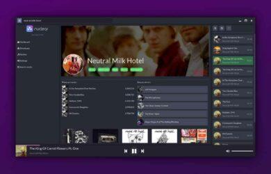 Nuclear - 开源免费的在线音乐播放、下载工具[Win/macOS/Linux] 17