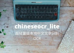 chineseocr_lite - 超轻量级中文 OCR,本地文字识别工具 13