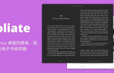 Foliate - 适用于 Linux 桌面的简单、现代的电子书阅读器 19