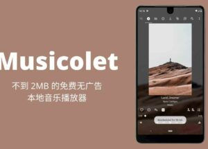 Musicolet Music Player - 个人已知安卓下最省心的音乐播放器 3