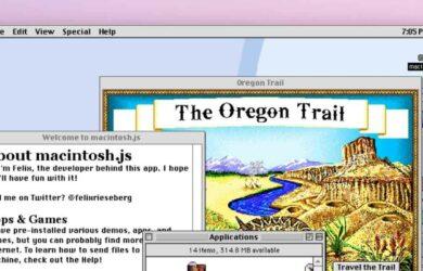 macintosh.js - 在现代 Windows、macOS、Linux 操作系统中模拟 1997 年的 Mac OS 8 16