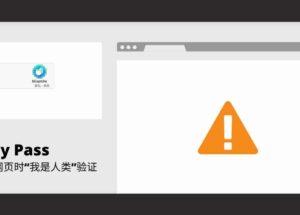 "Privacy Pass - 由 Cloudflare、hCaptcha 提供,减少访问网页时""我是人类""验证[Chrome/Firefox] 23"