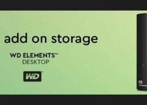 亚马逊特价:西部数据 12TB 外置硬盘,只需 1292.92 元 WDBWLG0120HBK 14
