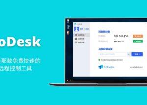 ToDesk - 还是那款免费快速的远程控制工具 14