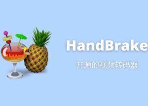 HandBrake - 18 年历史,免费开源的视频格式转换工具[Win/macOS/Linux] 19
