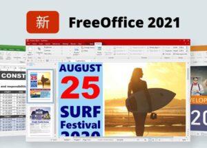 FreeOffice 2021 正式发布,免费的 Microsoft Office 替代品,附下载地址 9