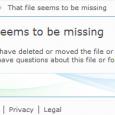 Windows Live SkyDrive 的文件丢失问题 2