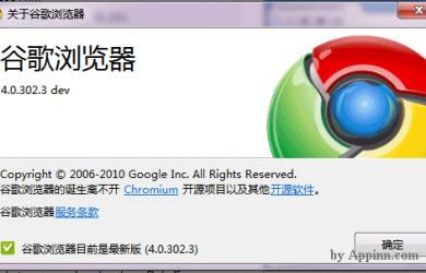 Chrome 4.0,用扩展武装它 23