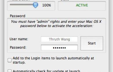 CPU Speed Accelerator - 优化进程优先级[Mac] 23