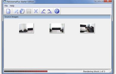 PanoramaPlus - 轻巧的图片拼接软件 16