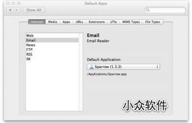 RCDefaultApp - 文件协议关联管理 [Mac] 31