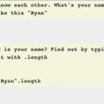 Codecademy - Javascript 语言教学 7