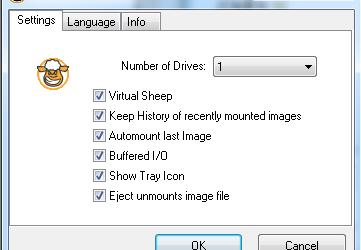 Virtual CloneDrive - 轻巧好用的虚拟光驱工具 7