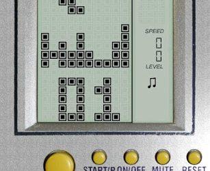 Brick Game Simulator最怀旧的方块游戏机模拟器[Android] 3