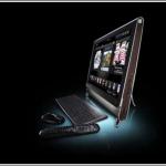 惠普的 TouchSmart 触摸屏家用电脑