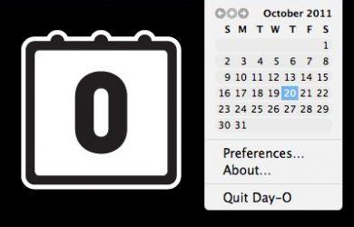Day-O - 菜单栏弹出日历[Mac] 15