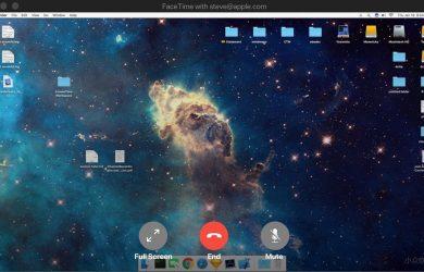 ScreenTime - 用 FaceTime 视频聊天时,实时分享桌面屏幕 [macOS] 24