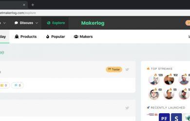 Makerlog - 大型多人任务管理(todo)现场,奇特的社交网站 11