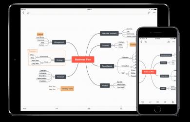 著名思维导图应用 XMind for iOS 发布,限免中 30